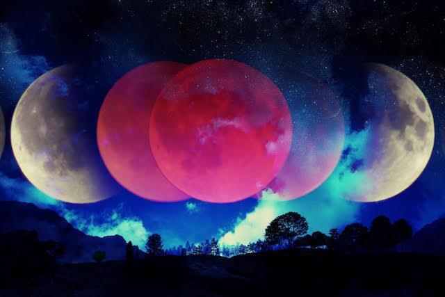 Full Pink Moon Ritual