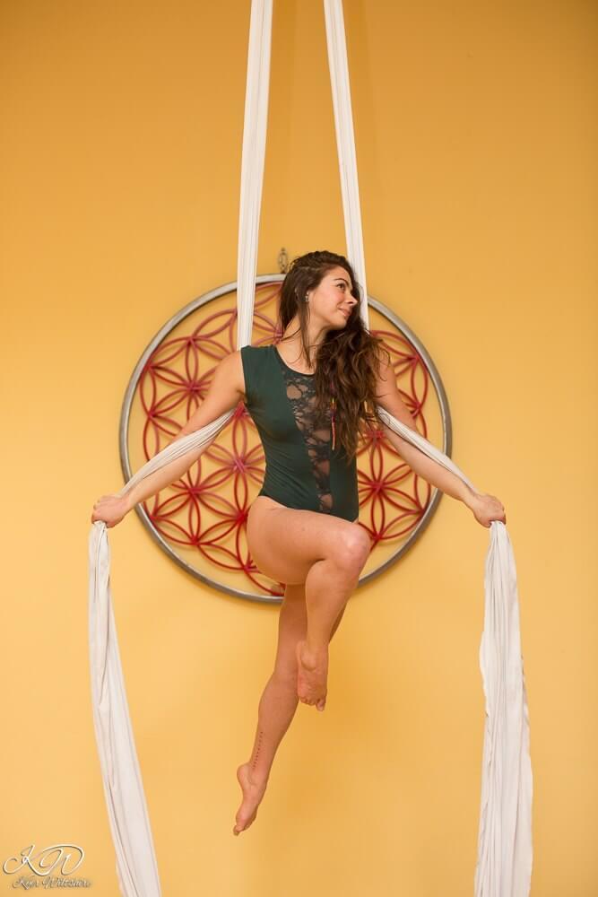 Goddess Rising Aerial Retreat July 19 – 21th in Santa Cruz
